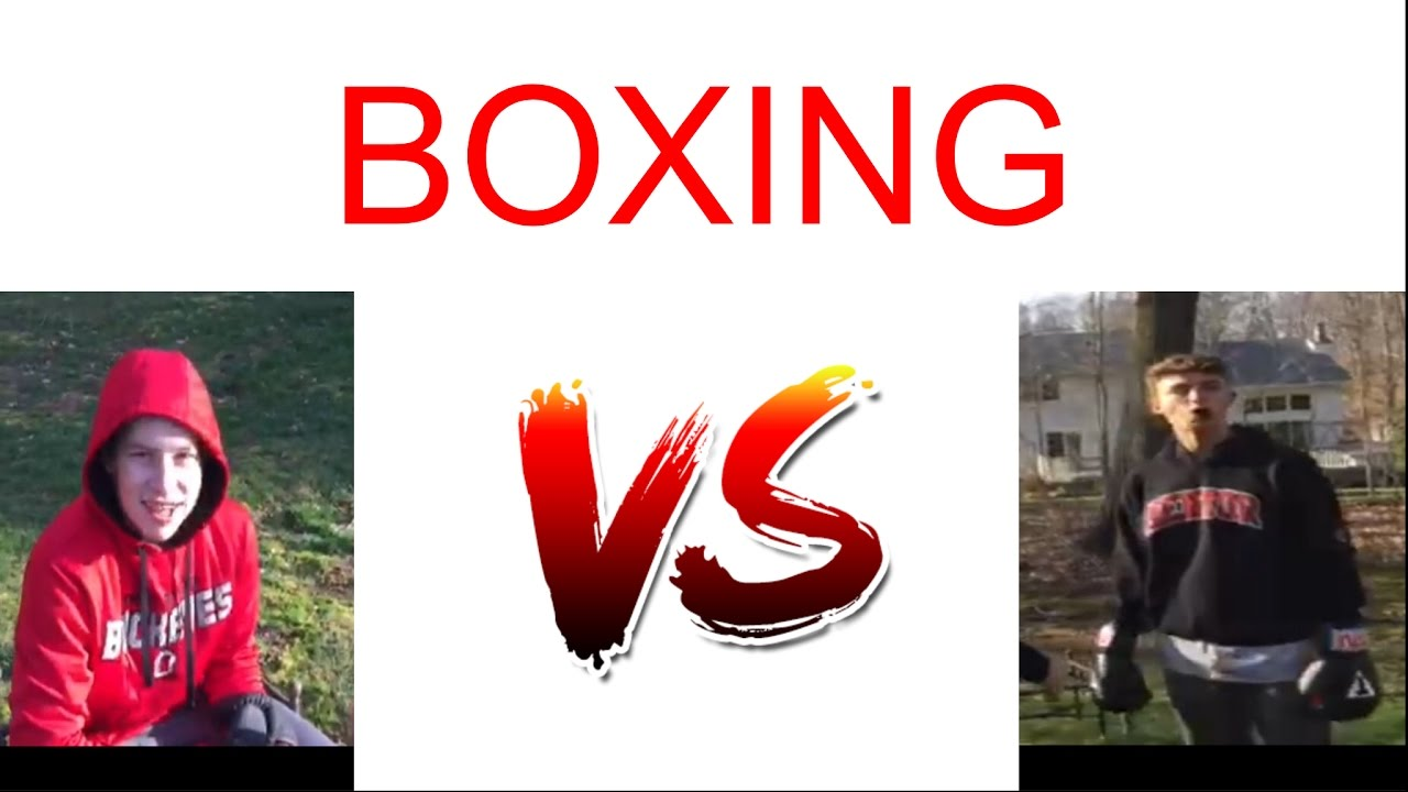 backyard boxing gone wrong must see youtube