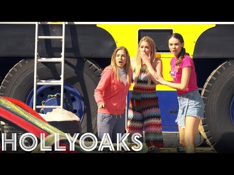 Hollyoaks: Accident Number Three?