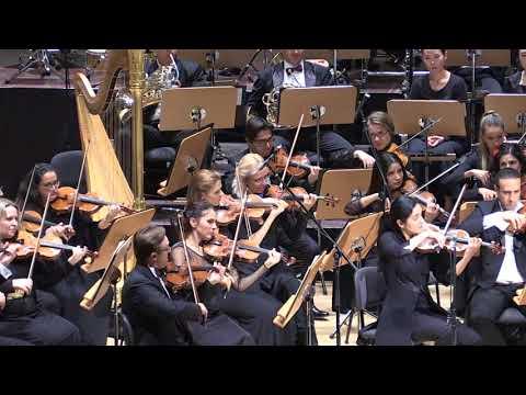 Jacopo Sipari di Pescasseroli and QPO - Rossini Cenerentola Ouverture