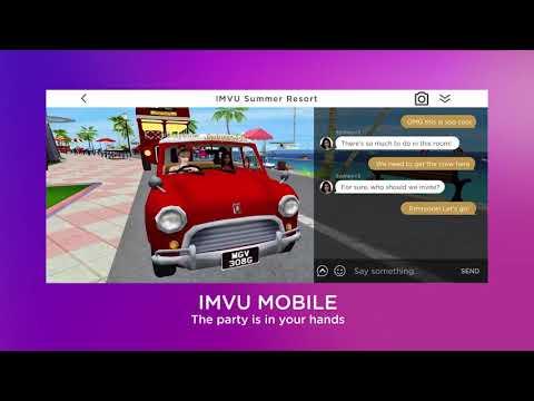 IMVU موبايل
