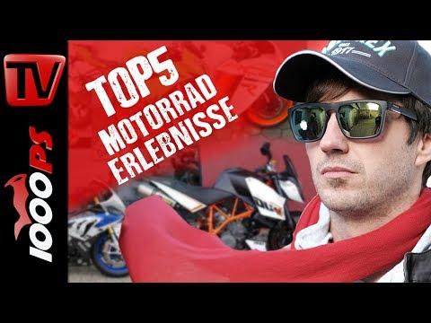 Top 5 - Motorrad Erlebnisse von NastyNils