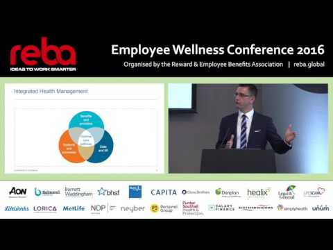 Employee Wellness Conference: Capita Employee Benefits