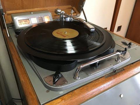 Garrard 301 - BBC DRD/5 Repair