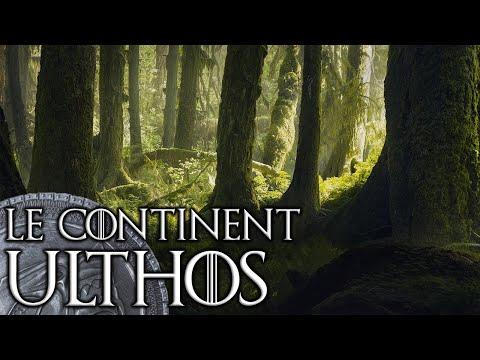 Géographie #2 : Ulthos, le continent inconnu