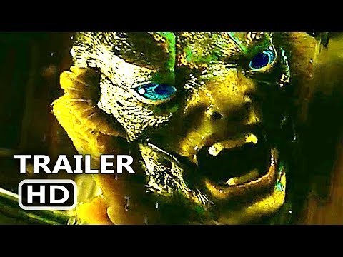THE SHАPЕ ΟF WАTЕR    2 2017 Guillermo Del Toro, Michael Shannon tasy Movie HD