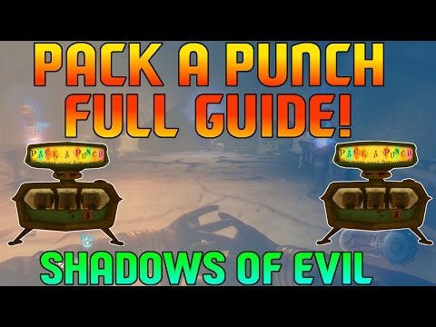 how to pack a punch tranzit