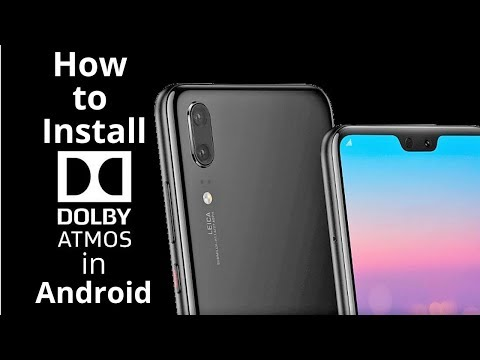 How To Install DOLBY Or DOLBY Atmos On Android Mobile Devices| Dolby Atmos