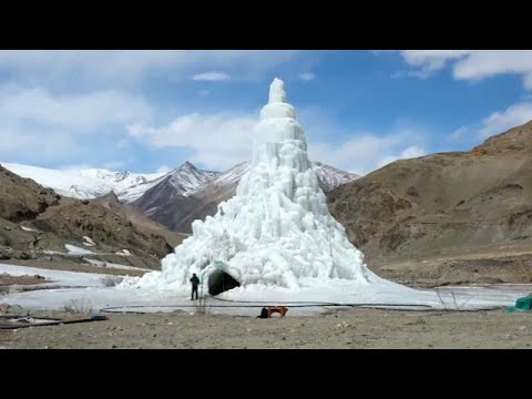 شاهد: سياح يستريحون داخل مقهى من الجليد في كشمير  - نشر قبل 27 دقيقة