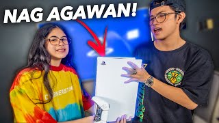 WHO WILL OWN The PS5?? (Nag Agawan!!) | Ranz and Niana