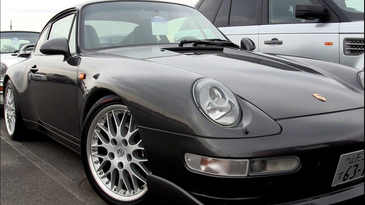 1995 Porsche 911 993 80k Japanese Auto Auctions Auto Access