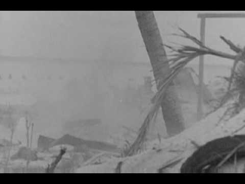 The Invasion of Tarawa