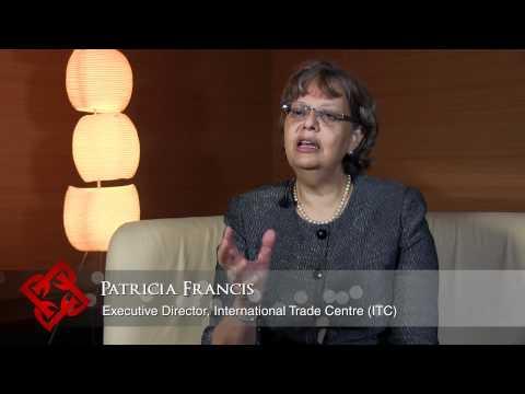 Executive Focus: Patricia Francis, Executive Director, International Trade Centre
