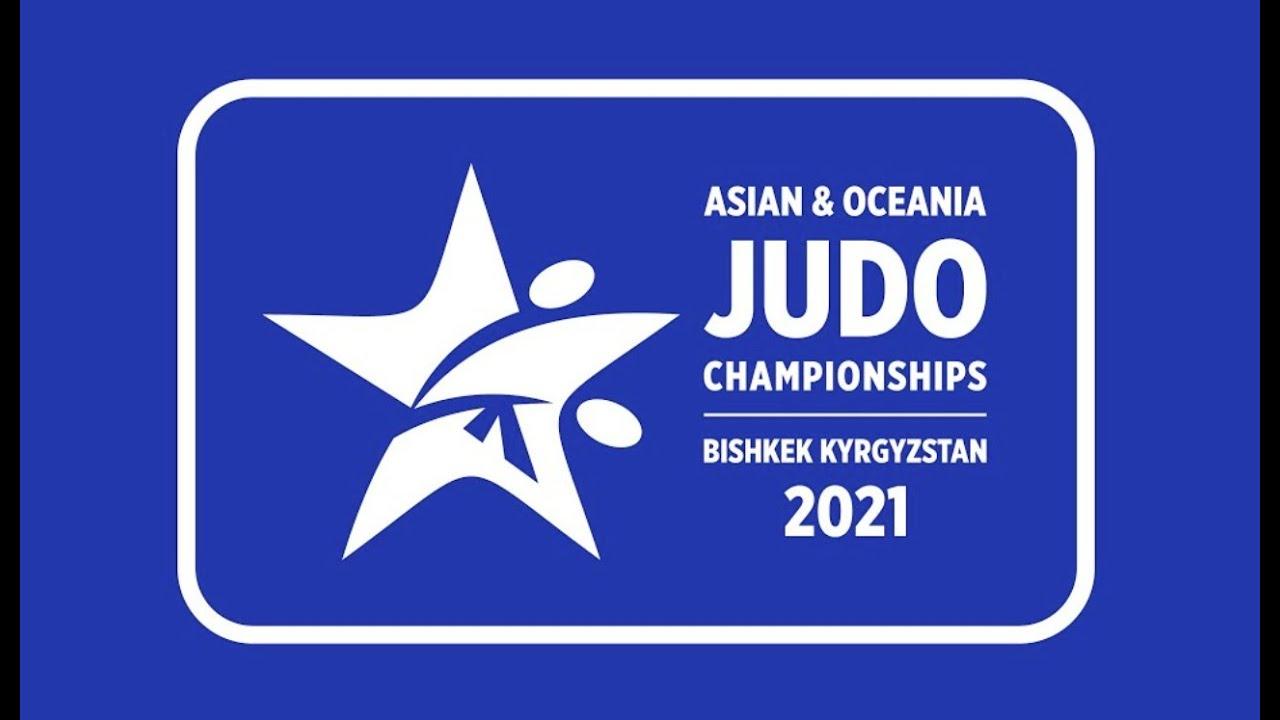 Draw Asian Oceania Judo Championship 2021
