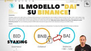 Passive Income e Finanza Decentralizzata - BIDAO