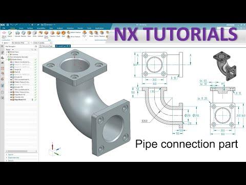 Siemens NX Modeling