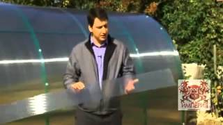 Правильный монтаж теплицы из сотового поликарбоната(, 2014-10-22T17:06:32.000Z)