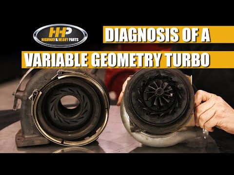 Diagnosis Of Variable Geometry Turbo, VGT Turbo Failure, Problems & Solutions