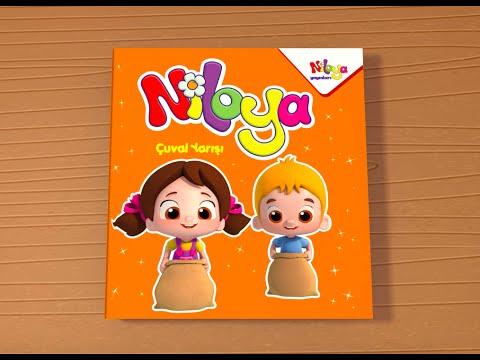 Niloya - Hikayeler - Çuval Yarışı