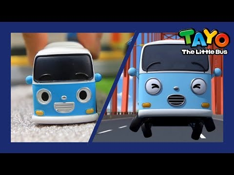 📌Tayo and Bongbong l Tayo's Mini World #2 l Tayo the Little Bus