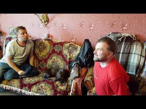 С Алексеем в гостях у Игоря