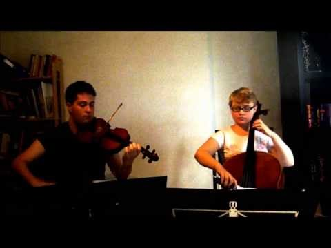 Pompeii - Bastille - Classical Parody by the Chapel Hill Duo