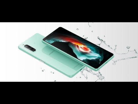 Xperia 10 II - Exceed your smartphone expectations