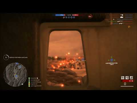 Suez BF1 lucky  cannon shots across the map