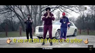 Just Listen (WhatsApp Punjabi Status) Sidhu Moose Wala | Sunny Malton | BYG BYRD