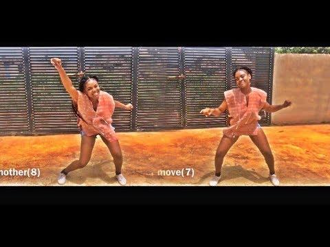NINE DIFFERENT AFRO DANCES!|| AFROBEAT DANCE TUTORIAL || GWETA, IVOSHO, ETC