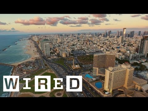 Holy Land: The Innovation Hubs of Tel Aviv & Ramallah (Part