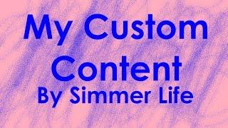 My Sims 3 Custom Content Websites