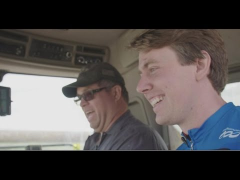Election Cycle: A Ride through America's Corn Country