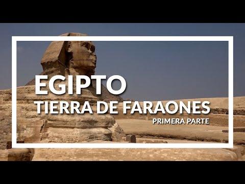 Egipto, Tierra De Faraones   Parte 1  Programa Contacto