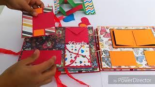 SCRAPBOOK ideas || SCRAPBOOK for boyfriend || birthday || friend