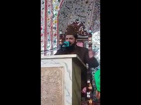 Wah mukadr tery syeda amina by syed Burhan haider shah hafizabadi 03218899809