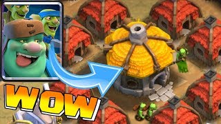 """Lets see WHO is INSIDE!?! """"Clash Of Clans"""" SPEED RUN ATTACKS!!"""