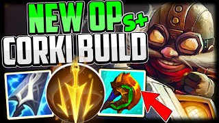 NEW SECRET OP CORKI BUILD FOR 1v5 CARRY! 🤫 | How to Play Corki Guide Season 11 League of Legends