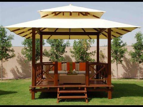 Home Decor Modern Gazebo Design Ideas