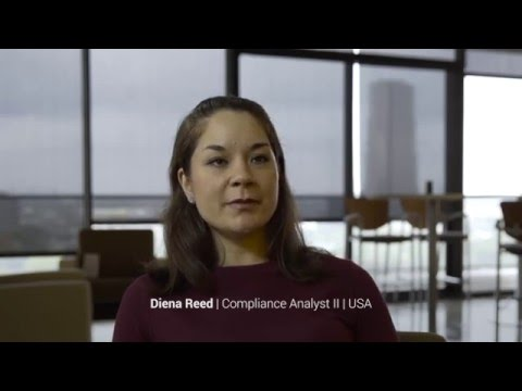 Meet Diena Reed, Compliance Analyst II | USA