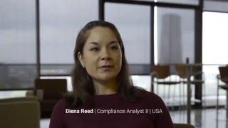 Meet Diena Reed, Compliance Analyst II | USA