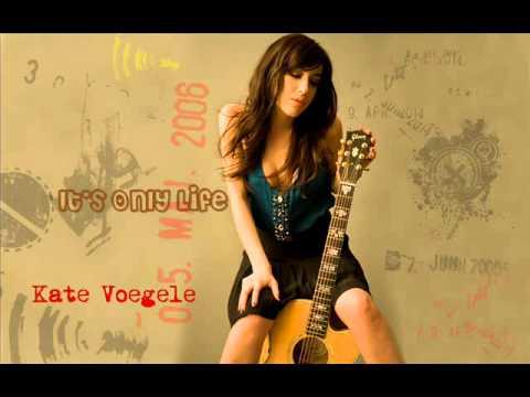 Kate Voegele - It's Only Life - Intrumental/Karaoke