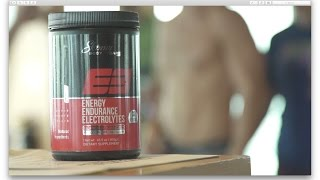 E3 = Energy + Endurance + Electrolytes! All Natural Energy Drink!
