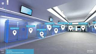 Virtual Customer Experience Center