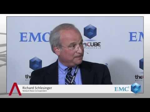 Richard Schlesinger - EMC World 2013 - theCUBE - #EMCWorld
