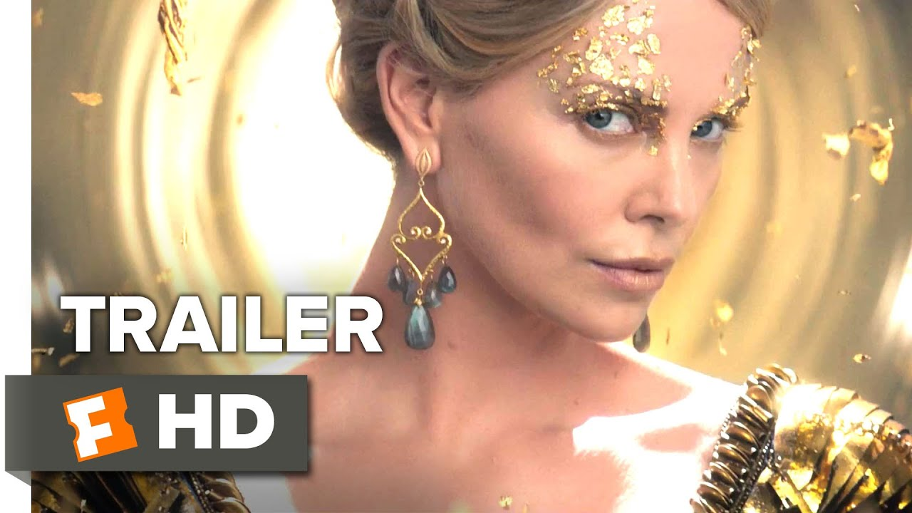 The Huntsman: Winter\u0027s War Official Trailer #1 (2016) - Chris ...