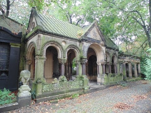 Jewish Cemetery in Wrocław 1856 (museum) Walking tour, The most beautiful  I have ever seen