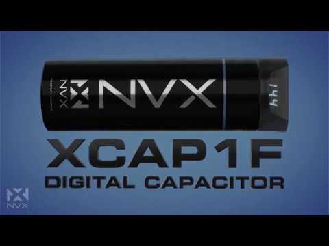 NVX XCAP1F 1 Farad Capacitor vs Overrated VM Innovations SRCAP4 5,  Rockville RXC4D & RXC2D