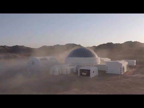 الصين.. افتتاح قاعدة مصممة لمحاكاة كوكب المريخ للزيارات المدرسية  - نشر قبل 4 ساعة