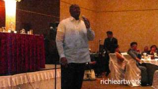 Sana Maulit Muli Live Isiak Holiday Jr sings for Gary V and Martin Nievera Dinner