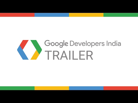 Google Developers India Channel Trailer